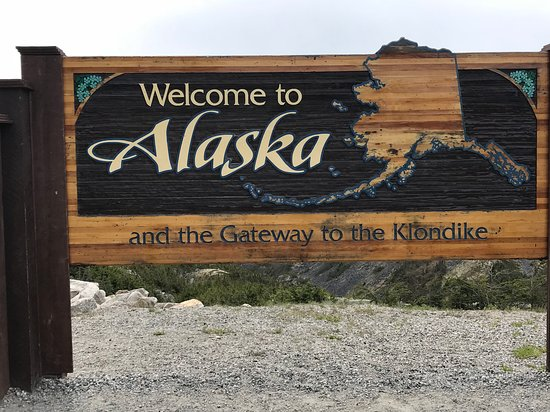 Skagway Shore Excursion: Half-Day Tour to the Yukon Border and Suspension Bridge: Crossing the border back to Alaska