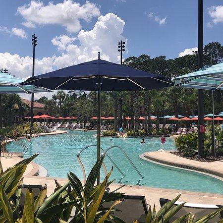 Four Seasons Resort Orlando at Walt Disney World Resort: Four seasons disney world Orlando