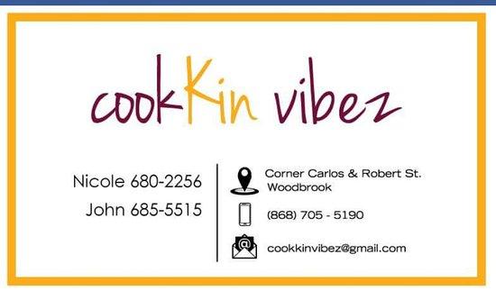 CookKin Vibez, Port of Spain - Restaurant Reviews, Phone