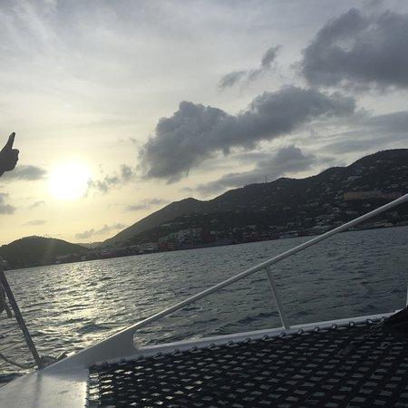 Sunset Sail – fénykép