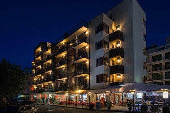 Window View - Picture of Hotel Lira, Sunny Beach - Tripadvisor
