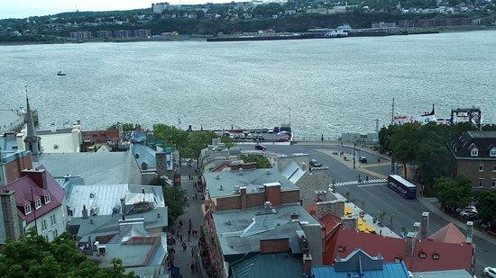 Фотография Old Quebec Funicular