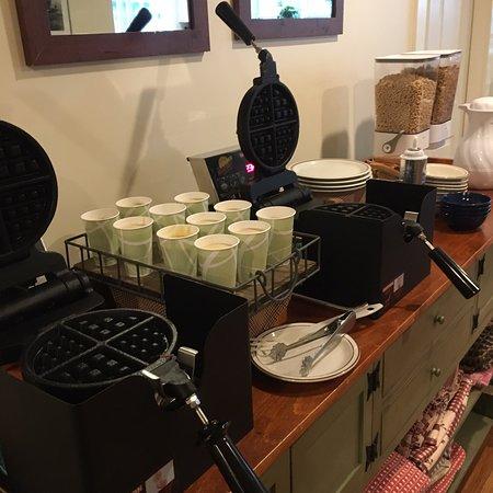 Bilde fra The Country Inn at Camden Rockport