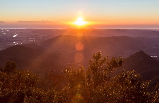 Byron Bay Adventure - Day Tours: Sunrise from the summit of Mt Warning with Byron Bay Adventure Tours