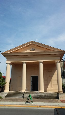 Vincennes State Historic Sites: Vicennes Indiana