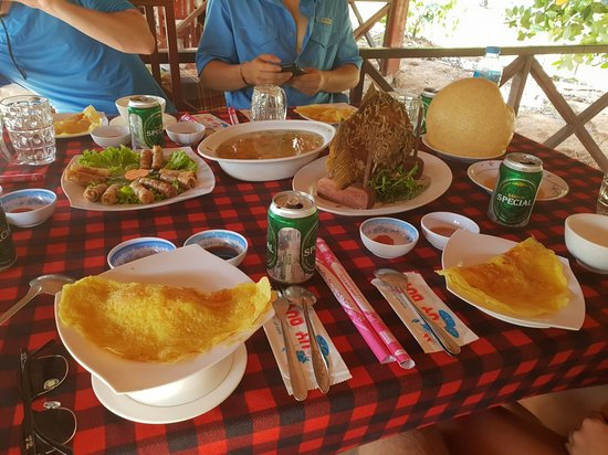 Classic Mekong Delta Deluxe Group Tour ภาพถ่าย