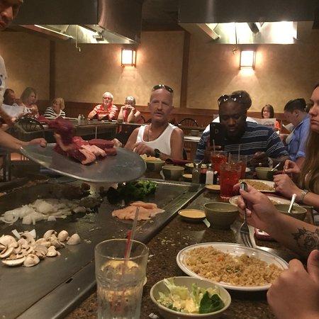 f6e1252f1fba Kobe Japanese House of Steak and Seafood