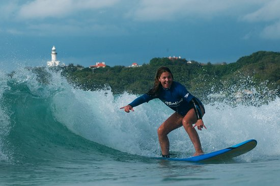 Byron Bay Adventure - Day Tours: Waves to Waterfalls Tour with Byron Bay Adventure Tours