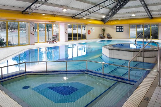 Holiday Inn - Coventry M6, Junction 2: Pool