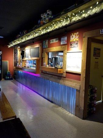 Brackettville, TX: A creative fun order counter