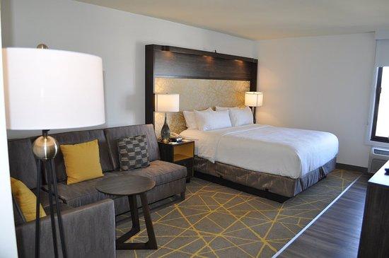 ลามิราดา, แคลิฟอร์เนีย: Guest room