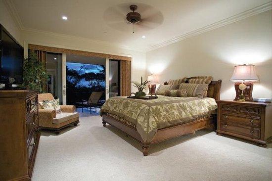 Ho'olei at Grand Wailea: Guest room