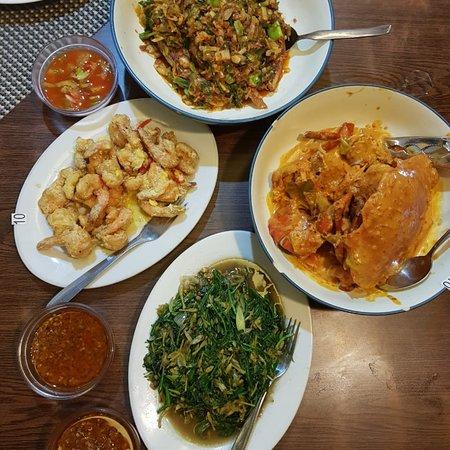 Wisata Bahari Seafood Restaurant Manado Restaurant