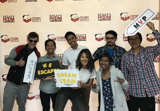 Escape Room Mystery