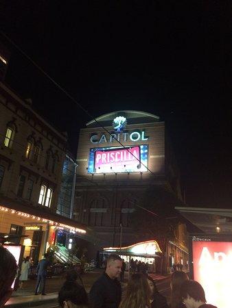 Capitol Theatre: Priscilla