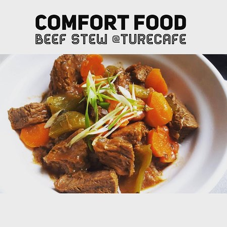 TuRe Cafe: Beef Stew