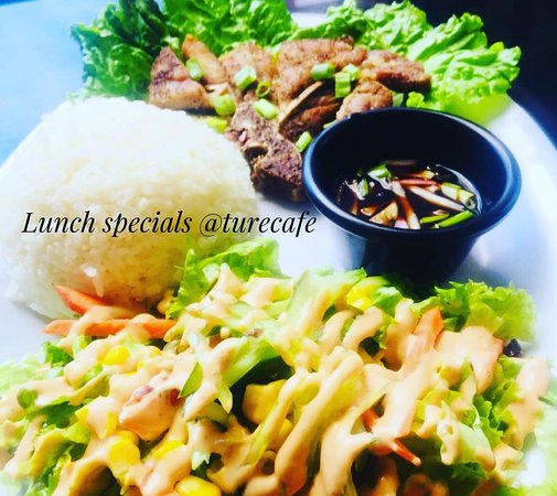 TuRe Cafe: Pork Chop