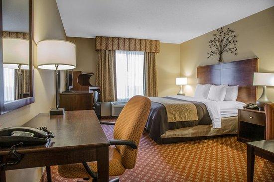 Naugatuck, Коннектикут: Guest room