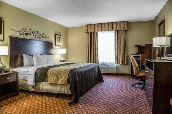 Naugatuck, CT: Guest room
