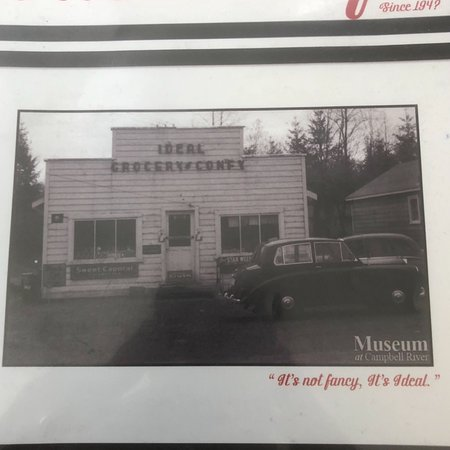 Great little diner, like taking a step back in time!