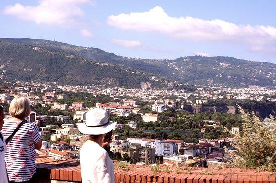 Amalfi Coast Private Shore Excursion from Salerno: Postino Village houses