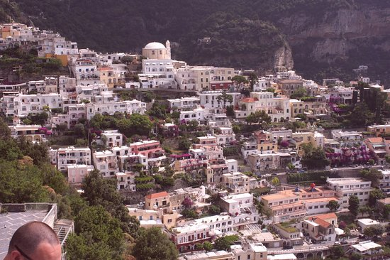 Amalfi Coast Private Shore Excursion from Salerno: Top view of Postino Village
