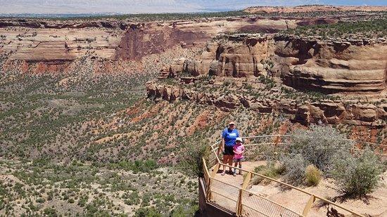 Bilde fra Colorado National Monument