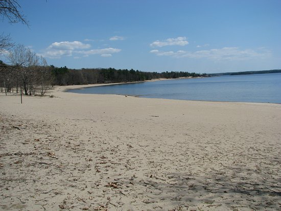 Killbear Provincial Park on Georgian Bay near Parry Sound