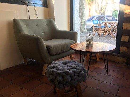 Capicua Deli & Cafe (resto): Entorno acogedor
