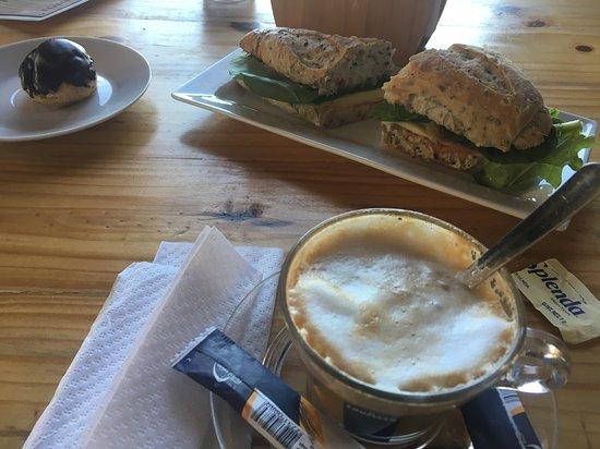 Capicua Deli & Cafe (resto): Delicioso
