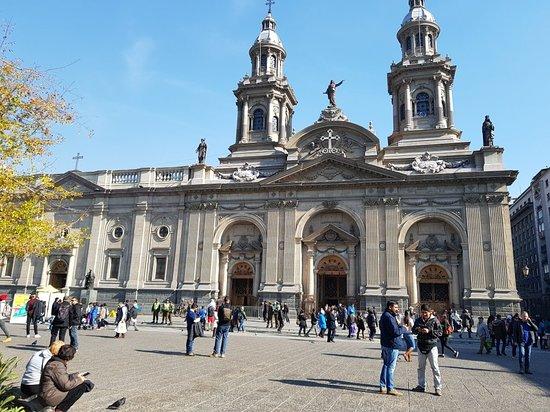 大都会大教堂照片