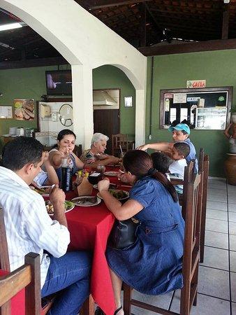 Churrascaria Xique-Xique: Self Service com churrasco na brasa