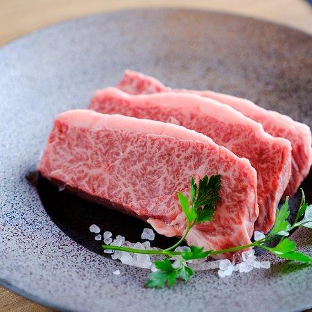 Heijyoen Shibuya Yakiniku BBQ: 極上の和牛のハラミを厚切りで