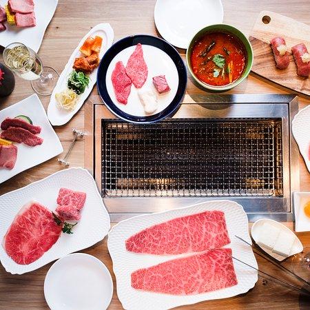 Heijyoen Shibuya Yakiniku BBQ: 各種コース料理もご用意しております。