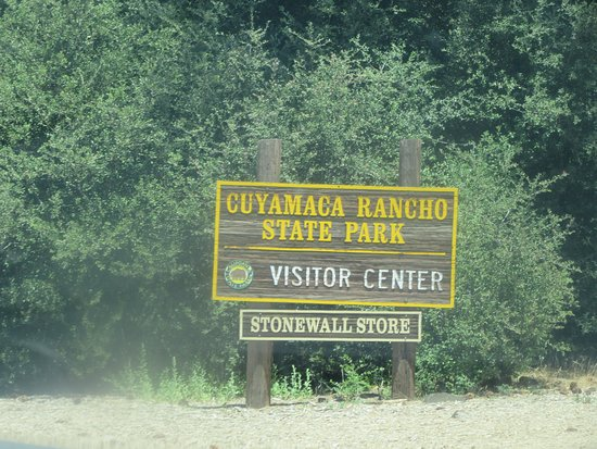Descanso, Kalifornia: Cuyamaca Rancho State Park, Ca
