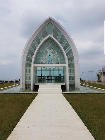 Bandungan, إندونيسيا: La Kana Chapel