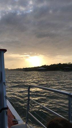 The Fun Boats Dolphin Cruises: Sunset