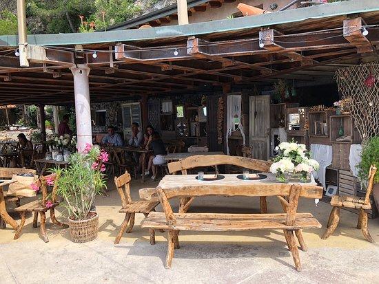 Eco del Mare: Restaurant