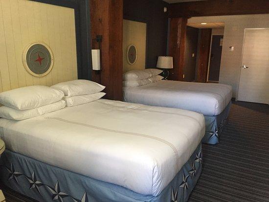 No deja de sorprenderme y agradarme Argonaut Hotel