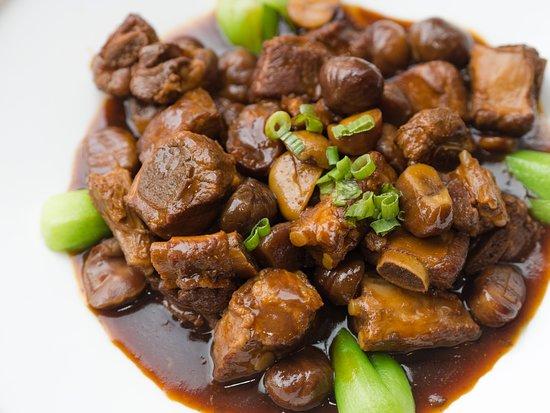 Chow House NYC: Braised Pork Ribs