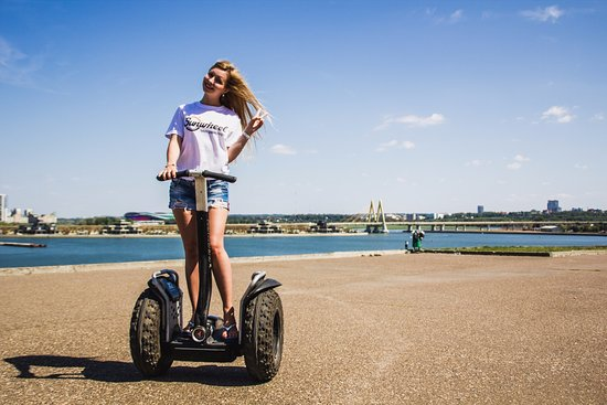 Sunwheel - Segway City Tour