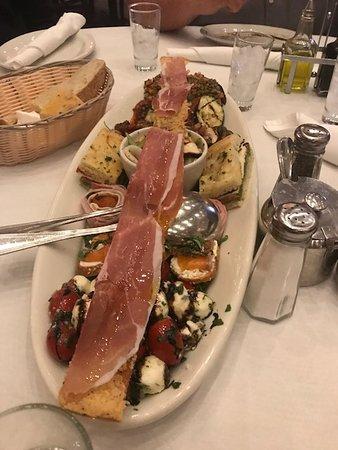 Carmine's Italian Restaurant: Cold Antipasto