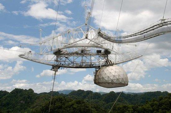 Cueva Ventana and Arecibo Observatory...