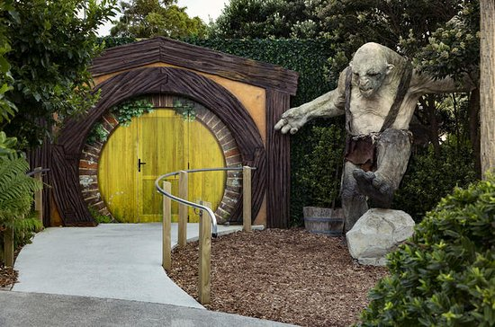 Weta Cave Workshop Tour