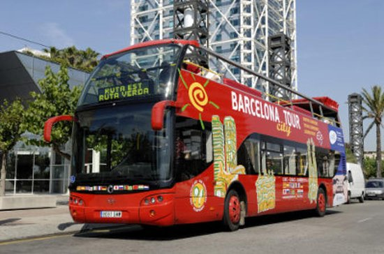 Shore Excursion: Barcelona City Tour...