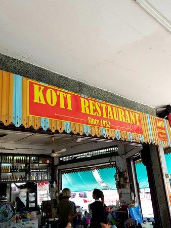 Koti restaurant