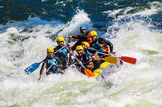 Rafting Erfarenhet på floden Tâmega ...