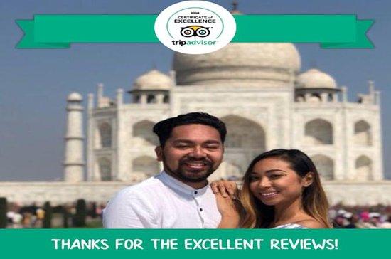 Viator Exclusive: Taj Mahal Tour with...