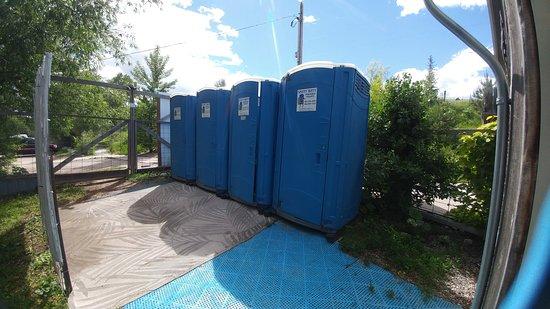 Norris, MT: Porta potties