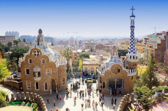 Gaudí - Le Parc Güell Tour